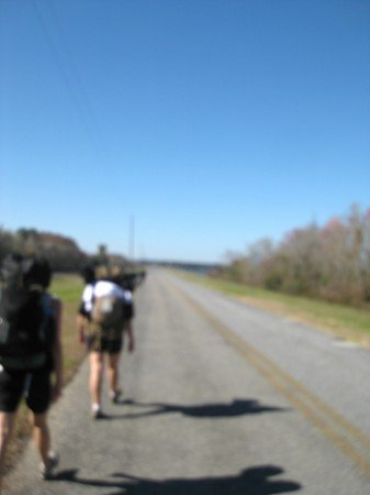Hitch Hiking