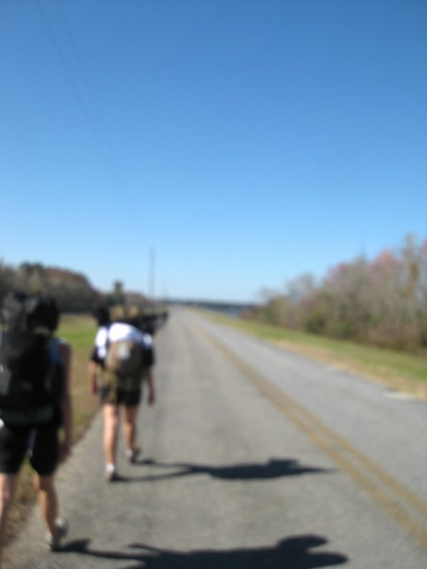 Take an outdoor adventure backpacking the Florida National Scenic Trail
