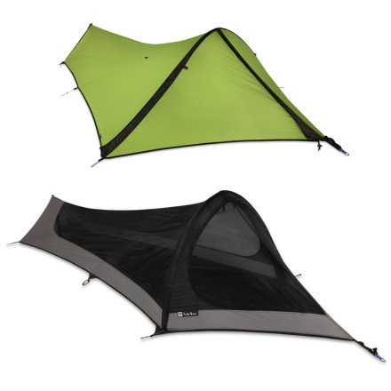 NEMO GoGo Solo. The Nemo GoGo LE Ultralight Bivy tent ...  sc 1 st  Active Planet Travels & Top 4 Affordable Ultralight Tents