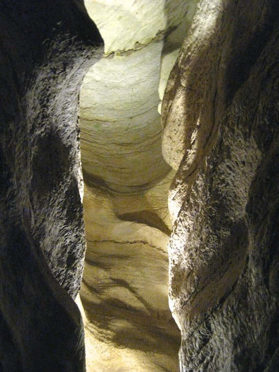 Skyline Caverns Cave Underground Virginia