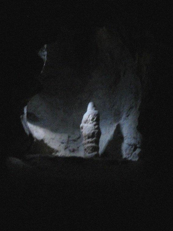 Skyline Caverns Cave Underground Virginia Nun