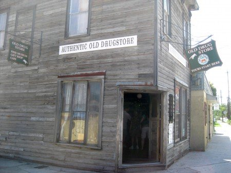 Tour the Authentic Drugstore in St. Augustine, Florida