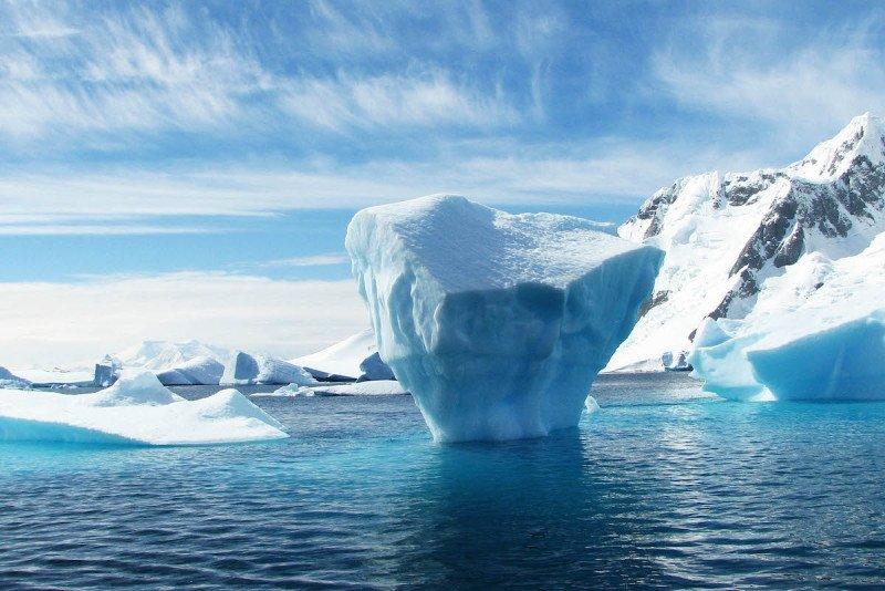 Antarctica Frozen in Time