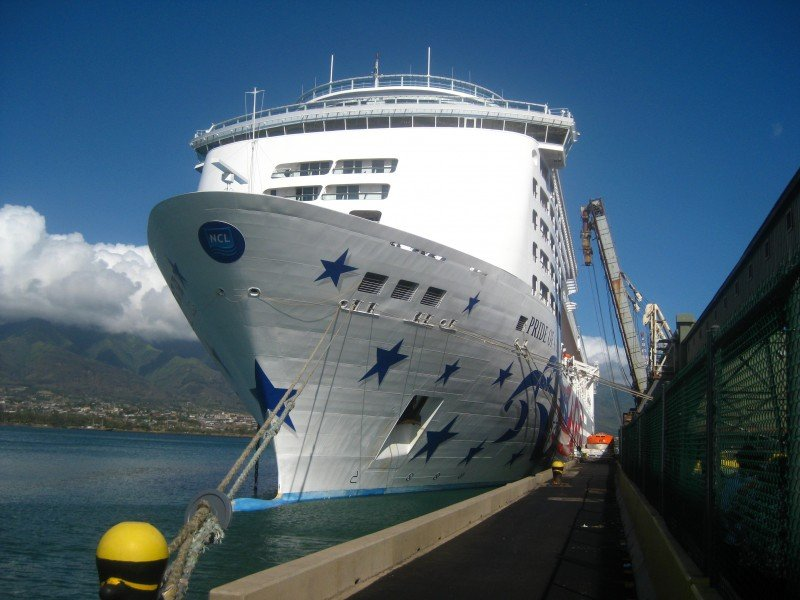 Pride of America Cruise Ship Hawaii
