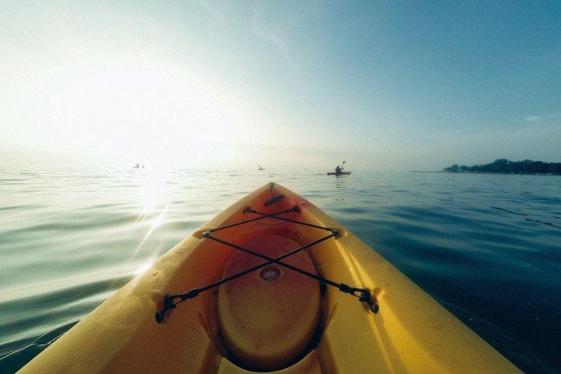 Sea Kayak Ocean