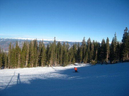 Skiing the Trail Map in Aspen Snowmass Mountain