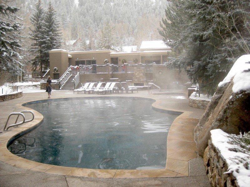 Pool Deck Perks of Working at The Gant Aspen Ski Resort