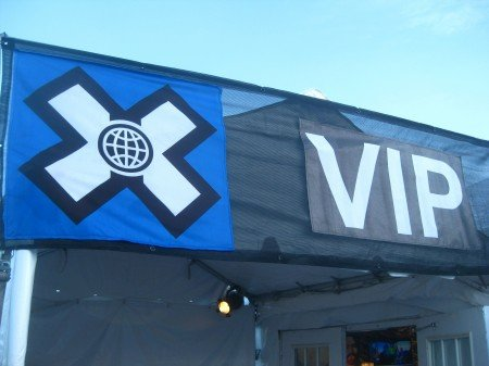 VIP Passes at the Aspen Winter X Games