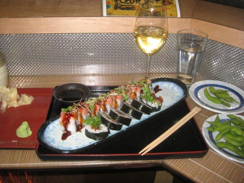 Affordable Sushi in Downtown Aspen | Takah Sushi