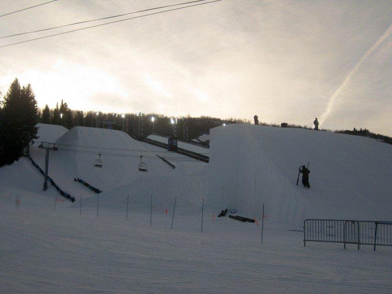 Winter X Games in Aspen Colorado
