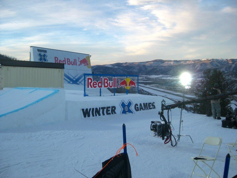 Winter X Games in Aspen Colorado