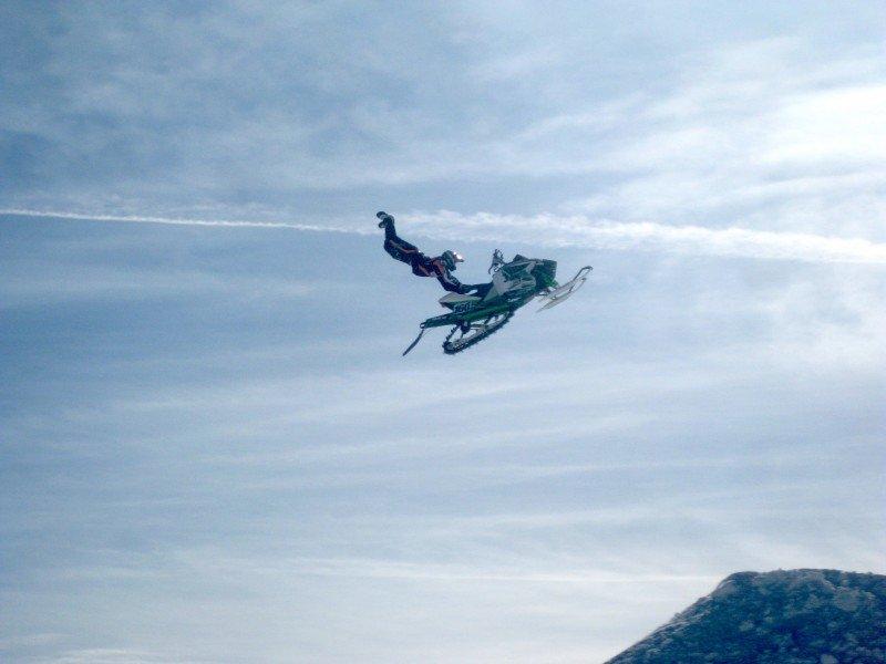 2012 Aspen Winter X Games Events