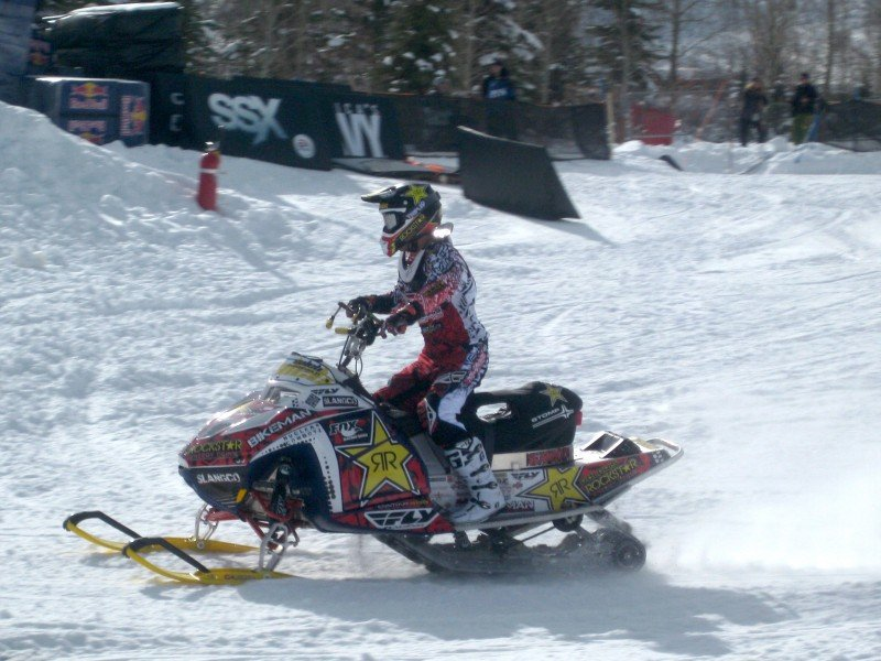 2012 Aspen Winter X Games Events