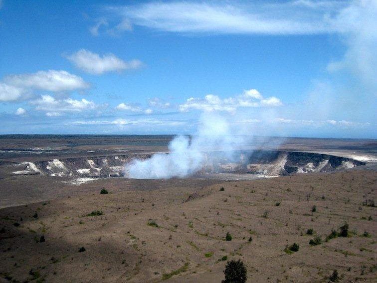 Active Volcanoe