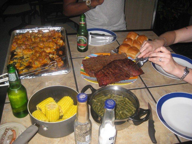 Backyard BBQ Recipe | Homestyle Steak Recipes
