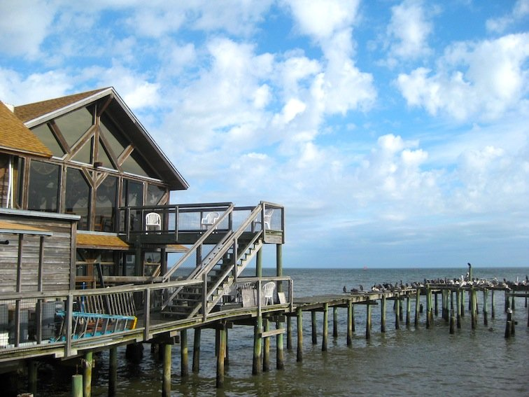 Cedar Key Fishing Dock