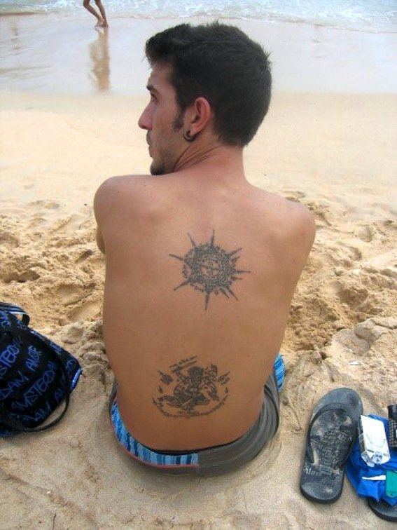 1000 images about interesting tattoo designs on pinterest buddhist tattoos buddhists and. Black Bedroom Furniture Sets. Home Design Ideas