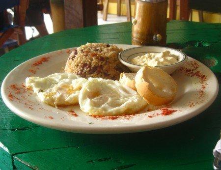 Breakfast Typico Bocas del Toro