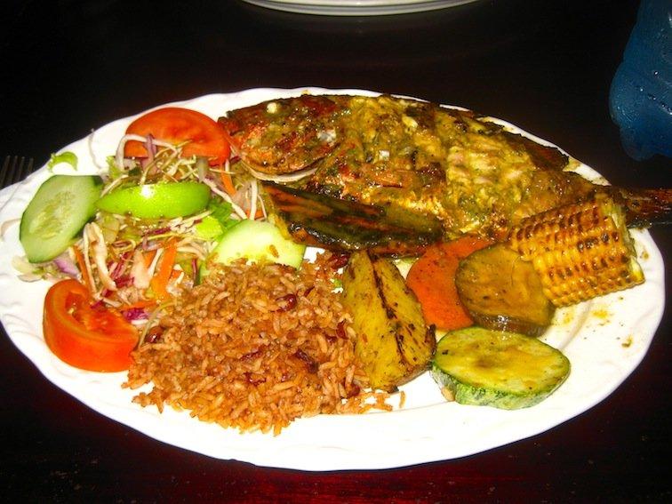 Fresh Caribbean Seafood