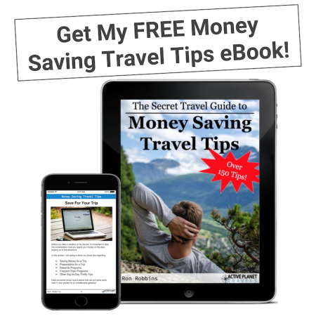 Free travel newsletter