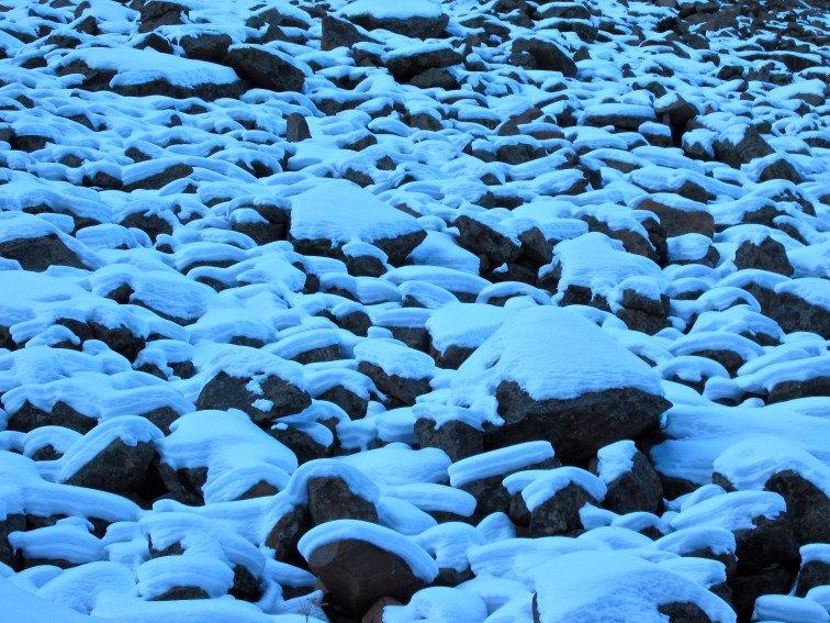 Shaded Rocks