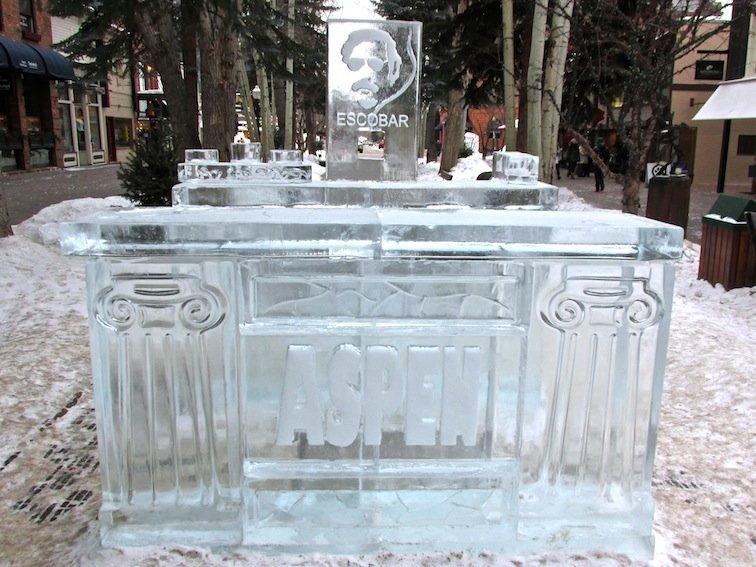 Escobar Ice Bar