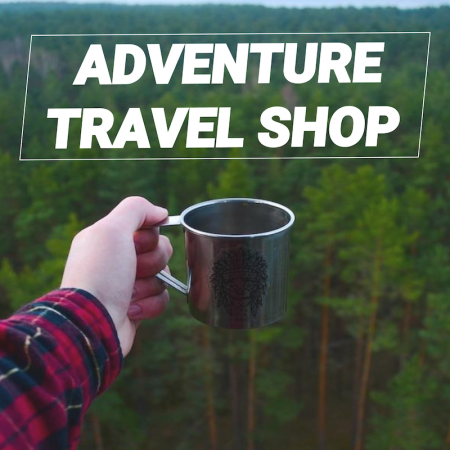 Visit my outdoor adventure travel shop!