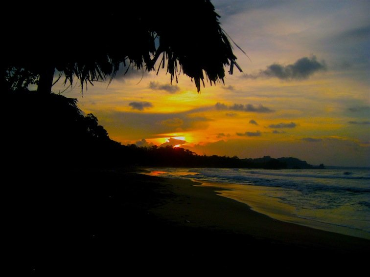 Frog Beach Sunset
