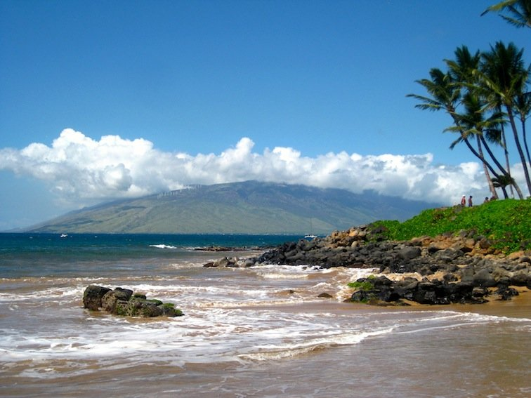 Lahaina View of Maui