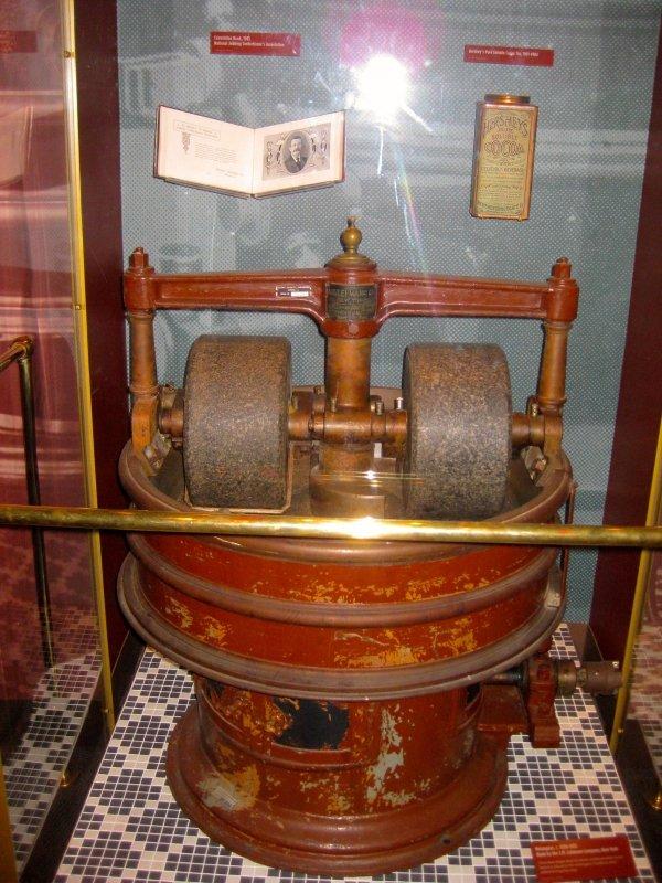 Chocolate Machine 2