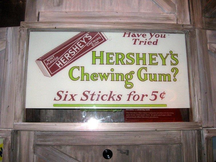 Hershey's Chewing Gum
