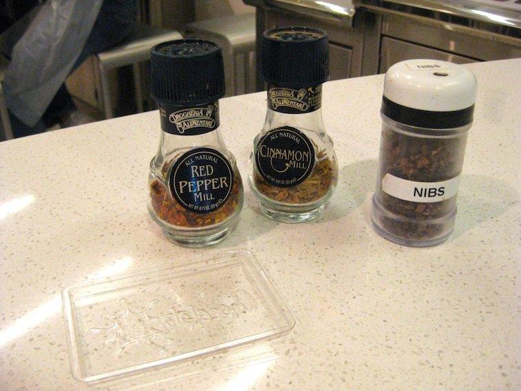 Chocolate Ingredients