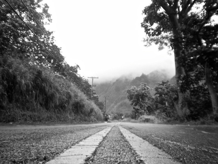 Road to Iao Valley