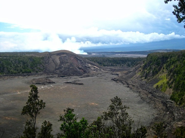 Kilauea Lookout Point