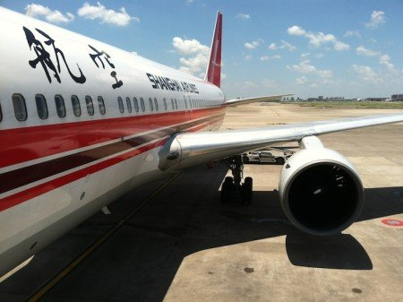 Plane Asia China