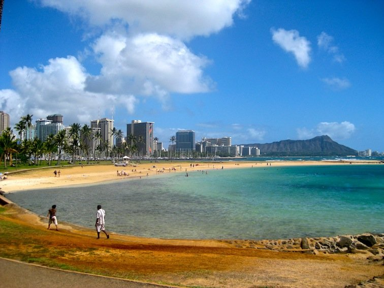 Waikiki View 2