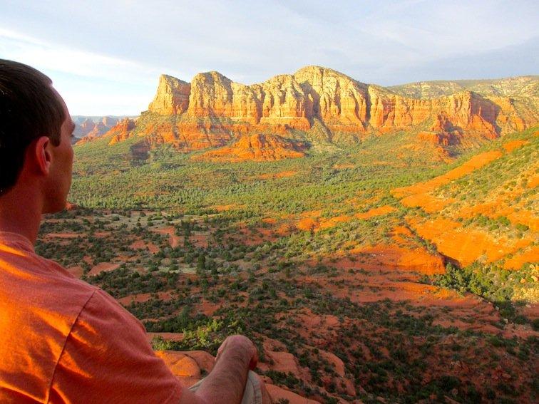 Bell Rock View