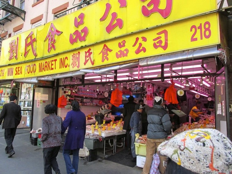Markets Of Chinatown In Nyc Photo Essay Active Planet Travels