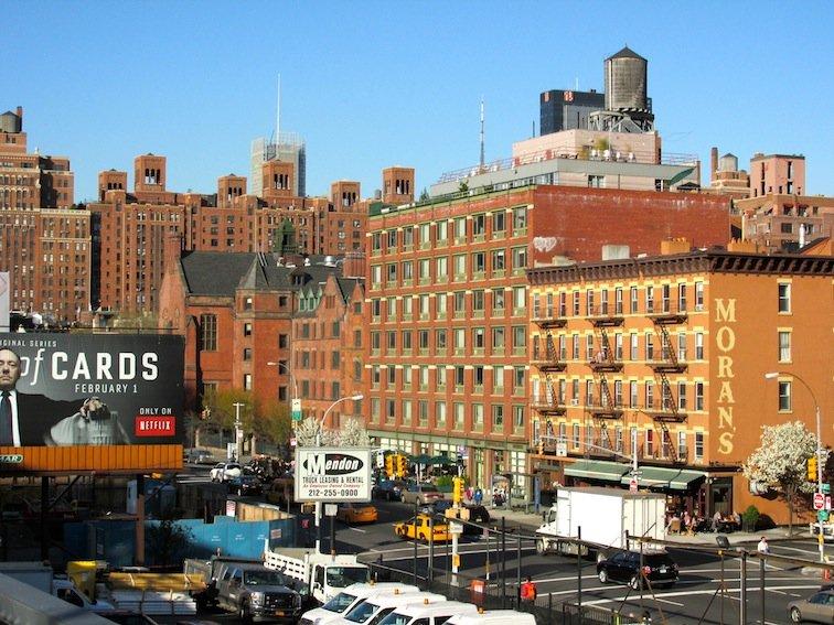 Old Manhattan
