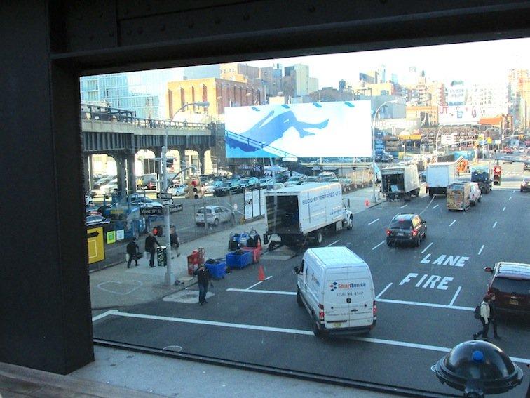 High Line Overlook