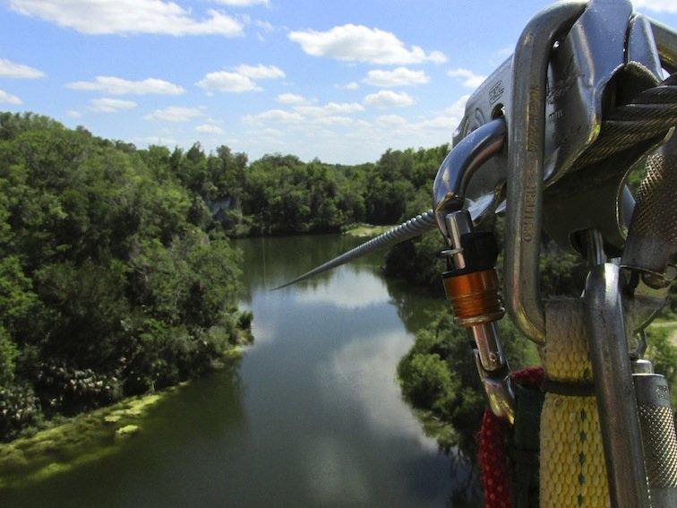 Big Zipline & The Canyons Zip Line u0026 Canopy Tours in Ocala Florida