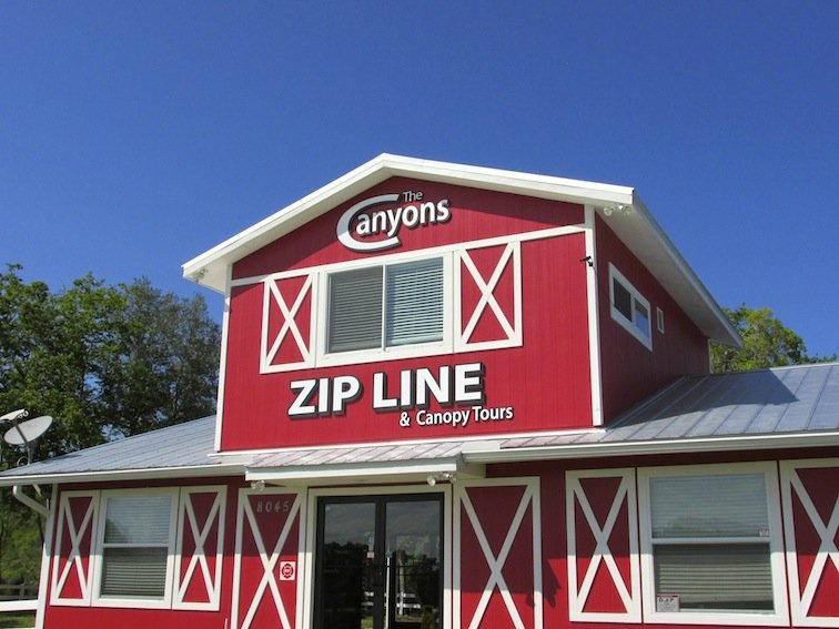 Canyons Zip Line