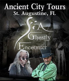 Haunted Encounter w/ Ancient City Ghost Tours in St. Augustine Florida