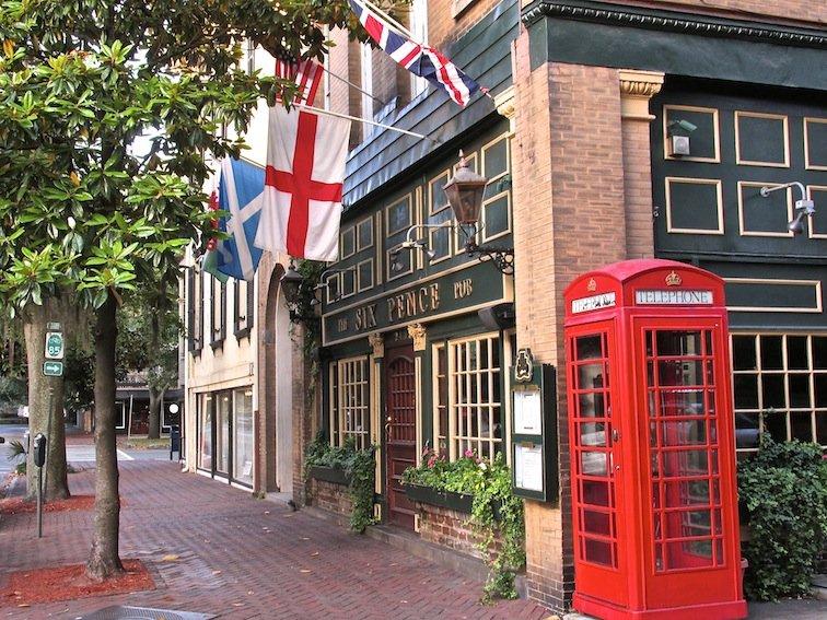 British Style Pub