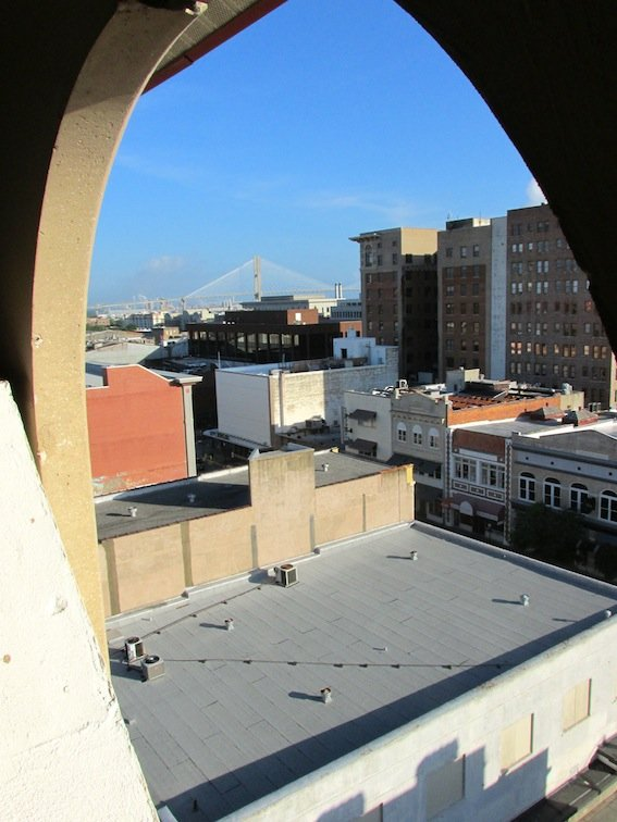 Rooftop View of Savannah 2