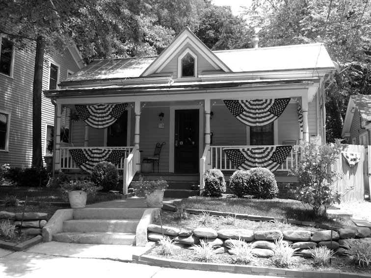 Modern Americano House