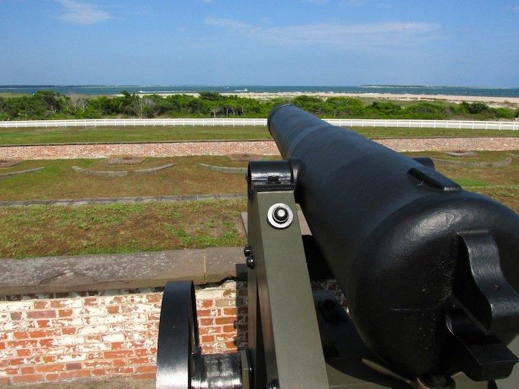 Fort Macon Ocean View