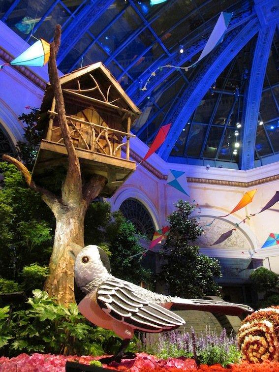 Bird & Tree house