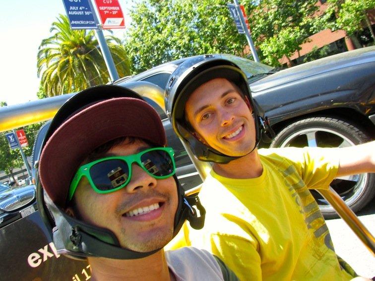 Kenny & I