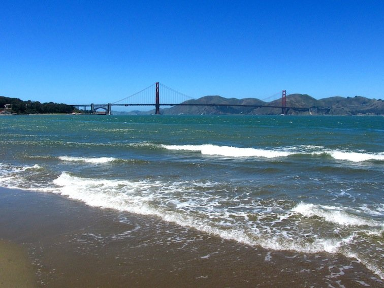 Golden Gate Beach Park